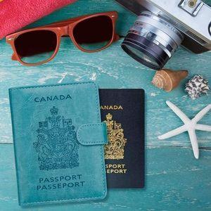 Canadian Passport Holder